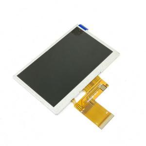Quality 480*272 Pixels RGB 24bit Interface Colour Lcd Display Module wholesale