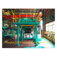 Quality 8-35 mm copper continuous casting machine for copper rod make wholesale