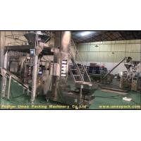 Quality UMEOPACK Automatic vertical weighting dry fruits packaging vegetable seed packing machine wholesale