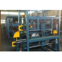 China Color Steel Sheet Fiberglass EPS Sandwich Panel Machine 0.4 - 0.7mm Thickness on sale