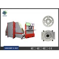 Quality Wheel Hub Inspection NDT X Ray Equipment 480W / 1800W 225KV Lab Foundries wholesale
