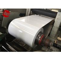 China Cold Rolled Ral 3019 3020 Prepainted Galvanized Steel Sheet 1250mm Width on sale