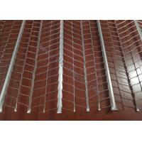 Quality JF0508 0.25mm Thickness Rib Lath Mesh 3m Length 600mm Width For Building wholesale