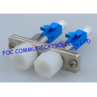 Quality Multimode Male To Female Fiber Optic Adapter Hybrid LC - FC And LC To ST wholesale