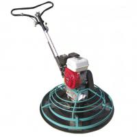 China 24 Inch Concrete Power Trowel Machine With 5.5HP Honda Engine 60cm Working Diameter on sale