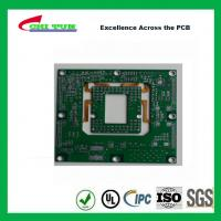 Quality Custom PCB Manufacturing Rigid Flexible PCB High Tg PCB wholesale