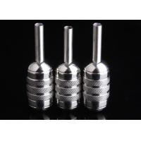 China Tattoo Equipment Disposable 304L Stainless Steel Tattoo Grips with Tubes on sale
