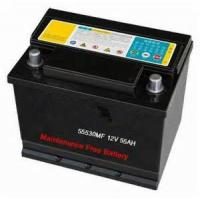 Quality Sealed MF 12V 55AH Lead Acid Car Battery With Hydrometer DIN55MF wholesale