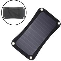 Quality Portable Solar Phone Battery Charger 5W 5V USB Output For Mobile Phone Charging wholesale