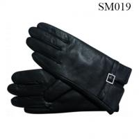 Quality Men sheep leather gloves high quality at cheap price SM019 men leather glove wholesale