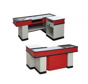 Quality Commercial Cash Register Counter , Large Capacity Retail Store Cash Counter wholesale