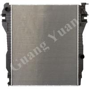 Quality Engine Cooling System Chrysler Car Radiator Dodge Ram 2500 Radiator DPI 13296 wholesale