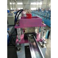 Quality Multi Model Door Frame Machine Hydraulic Galvanized Sheet Metal Forming Machine wholesale