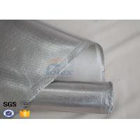 Quality High Silica Aluminum Coated Fabric for Blankets Welding Shield Glass wholesale