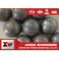 Quality No Broken High Hardness Good Wear Resisitance ball mill steel balls wholesale