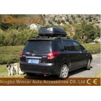 Quality 320L Universal Car Roof Boxes Aerodynamic Rack Luggage Pod Basket Cargo Carrier wholesale
