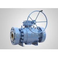 China API6D Metal-seated Ball Valve High temperature & Mining Service on sale