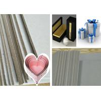 Quality 100% Recycled Materials Grey Chipboard Paper Stiff Grey Board For Boxes wholesale