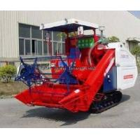 Quality 4LZ-1.2 Self-propelled Rice & Wheat Combine Harvester wholesale