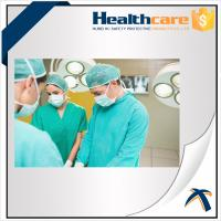 Buy cheap Soft Nonwoven Disposable Head Cap Colored Bouffant Caps With Round Elastic from wholesalers