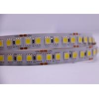 China 3000K 4000K Cool / Warm White LED Tape Light 28.8 Watts High CRI97 With 120° Viewing Angle on sale