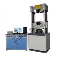 Quality Electro Hydraulic Universal Testing Machine-UTM-Tensile Tester-Compression Tester-Bending Tester-Shearing Tester wholesale