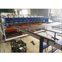 Quality Building Steel Wire Fence Mesh Welding Machine Fully Automatic High Speed wholesale