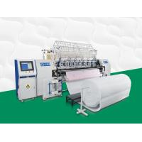 Quality Auto Pillow Lock Stitch Quilting Machine Multi Needle Quilting Machine CAD Drawing wholesale