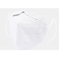 Quality Non Woven Protective Face KN95 Respirator Earloop Mask With Valve wholesale