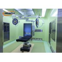 Quality Color Steel Plate Hospital Modular Operating Room Customized 100 - 10000 Air Cleaning wholesale
