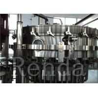 China High Speed CSD Carbonated Drink Filling Machine Automatic Capping Sealing Filling Machine Bottle Capper on sale