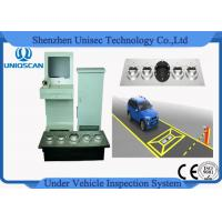 Quality UV300F Under Vehicle Inspection System , Vehicle Security System Weather proof wholesale