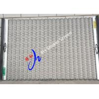 Quality Replacement Shale Shaker Screen Wave Typed 1050 X 695 mm In Oilfield FLC 500 wholesale