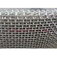 China FDA Stainless Steel Wire Mesh 304 316 Ss Woven Wire Mesh Corrosion Resistant on sale