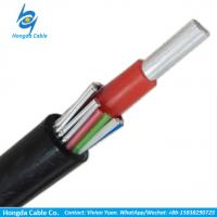 Quality Cable Alambre Concentrico 600V 2x4 2x6 2x10 2x16 mm2 75 Degree wholesale