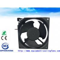 Quality IP55 High Temperature Small CPU Cooling Fan 92mm Direct Current wholesale
