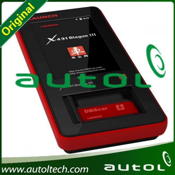 Cheap Original LAUNCH Auto Scan Tool X431 Diagun III Update Via LAUNCH Offical Website for sale