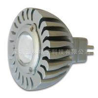 Quality 1x1W high power LED spotlight/ downlight with Mr16 base wholesale