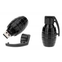 China Grenade Shaped Plastic USB 2.0 Flash Drive 8GB High Speed Pendrives on sale