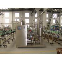 Quality CSD Drink Beverage Mixing Machine wholesale