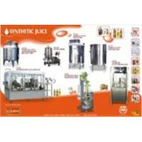 China Synthetic Juice Plant on sale