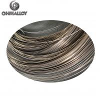 Quality Ohmalloy 0Cr21Al4 Fecral Alloy Resistance Wire For 110v Electric Heating Blanket wholesale