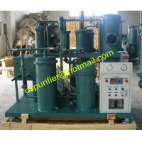 China Vacuum Lubrication Oil &Hydraulic Oil Purifier Equipment with press filter on sale