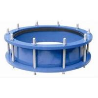 China Blue Ductile Iron Pipe Flanged Fittings Loose Expansion ISO Certification on sale