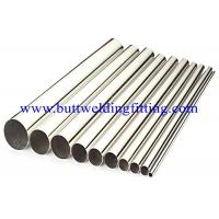 Quality ASTM B 444, ASTM B 829, ASME SB444 Thick Wall Steel Pipe with Beveled End wholesale