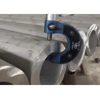 China HOLLOW BAR STAINLESS STEEL ROUND PIPE ASTM A312 HEAVY WALL THICKNESS 168.3X34MM on sale