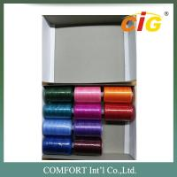 Buy cheap Spun Polyester Sewing Thread Garments Accessories Small Tube 400 yds - 1000yds Per Tube product