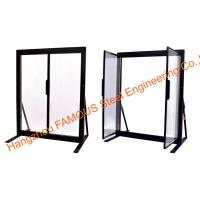 Quality Supermarket Supper - Narrow Frame Glass Door Without Stand Column wholesale