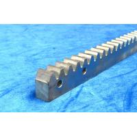 Quality galvanized steel gear rack and pinion , 30mm high truss rail ventilation rack wholesale
