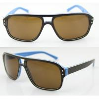 Quality Classical Brown Acetate Frame Sunglasses , Ray Ban Sunglasses wholesale